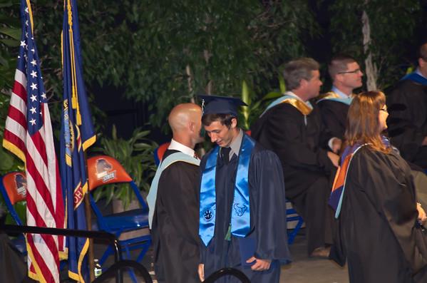 Ben's Graduation 2014