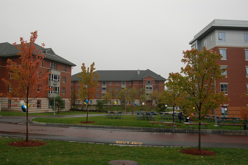 The Copley and Fenway apartments.