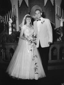 John-Arlene Bergseth 1954