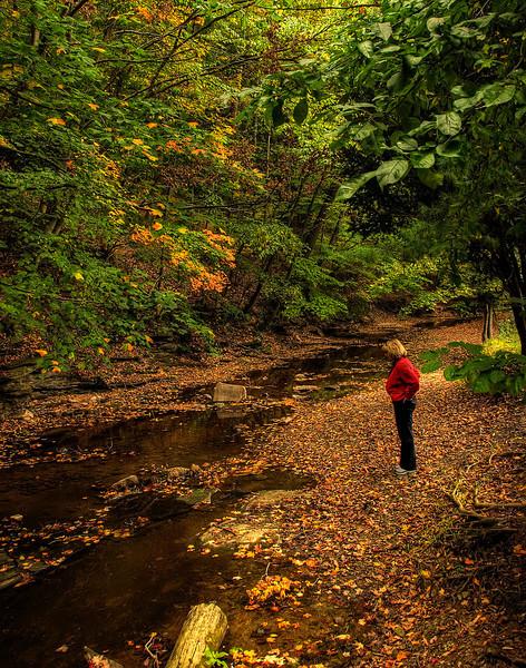 Beth at Sewickley Creek