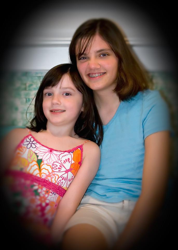 Beautiful Amanda & Emily.. Beth's 2 Nieces