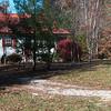 Ginger and Jim's cabin at Big South Fork