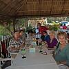 All close friends of Bill's for many years.  Sue, Mary, Lola, Chuy, Marsha, Jenny, and Mila.