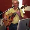 Bill at Riverworks Studios in Dobbs Ferry.