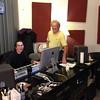 Bill and Matt Noble at Riverworks Studios in Dobbs Ferry.