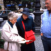 Munich - 1989, Eleanor with Ella and Bill Dresher