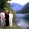 Maria Preble, Ella Dresher and Eleanor - Munich 1989