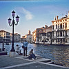 Grand Canal, Venice - 1986