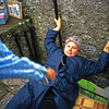 Kissing the Blarney Stone - 1987 (before or after??)