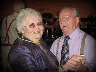 Bill and Pat Mueller 60th Anniversary