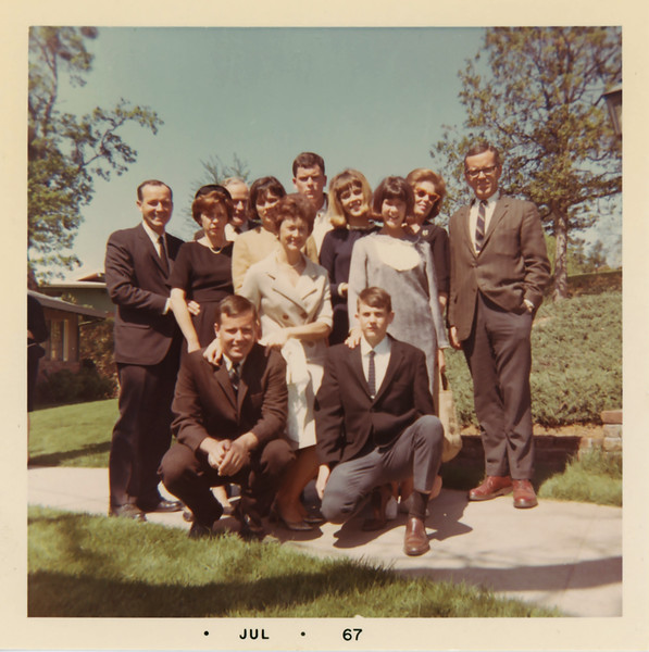 Kathy's family
