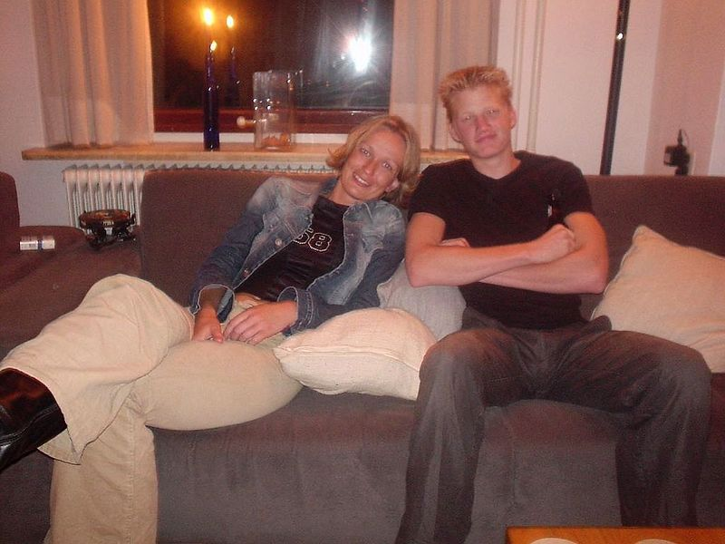Petra and Roos' other brother