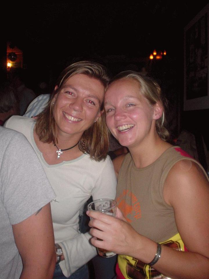 Marieke and Liedewij