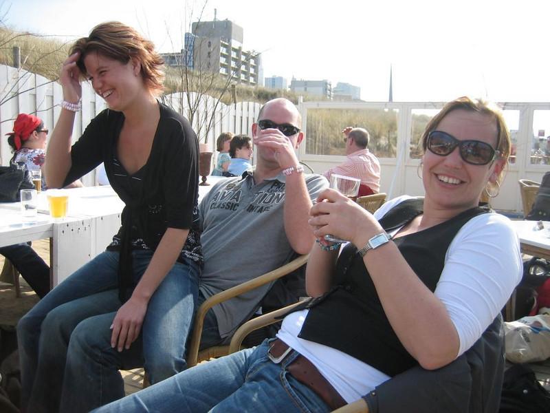 Roos, Imro and Marleen