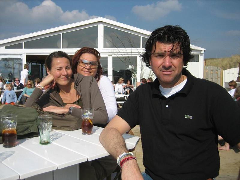 Ester, Tanja and Paul