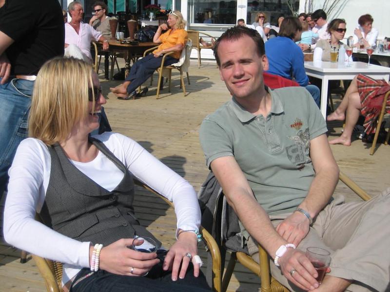 Petra and Lodewijk