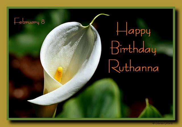 HB Ruthanna