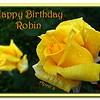 Happy Birthday RobinKate
