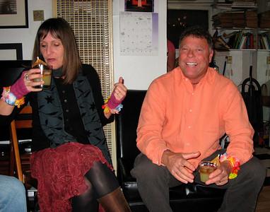 Marsha and John
