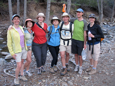 Diyana's 4T (camping in Ojai): March 2010