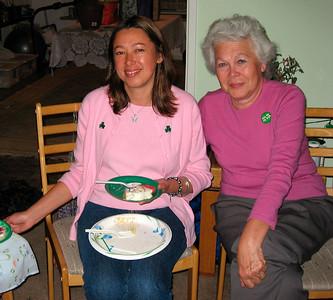 Linda & Carla