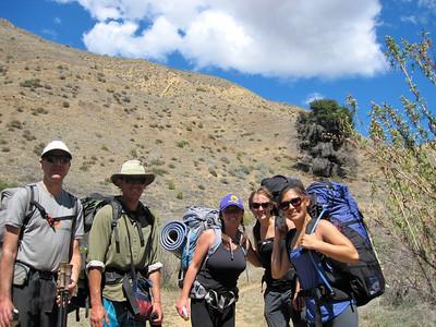 Dave, Kristian, Kelsey, Ann & Stephanie