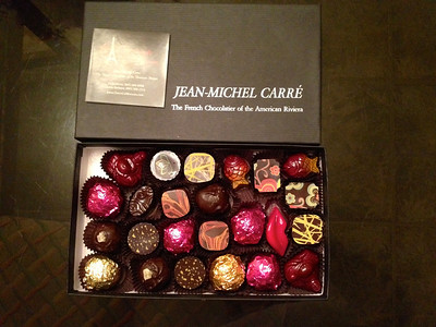 My favorite chocolates in Santa Barbara
