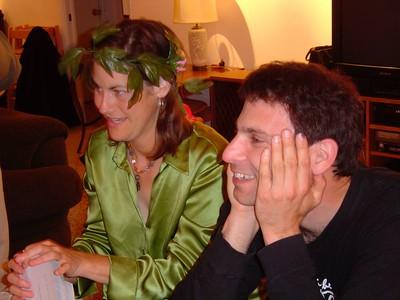 Teresa's birthday (10/2005)