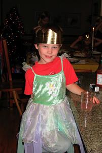 Owen in his costume
