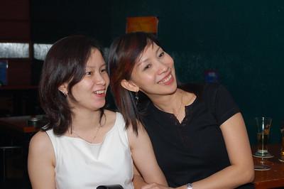Christina and Dona
