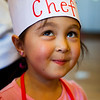 Little chef!