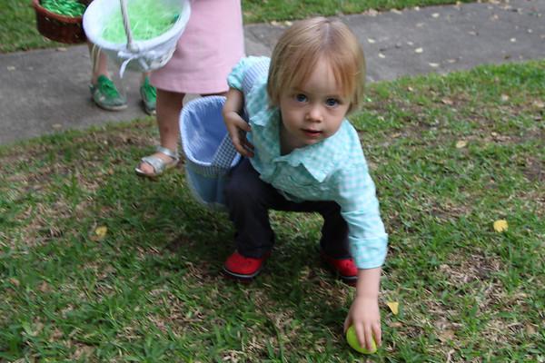 Block Easter Egg Hunt 4/20/14