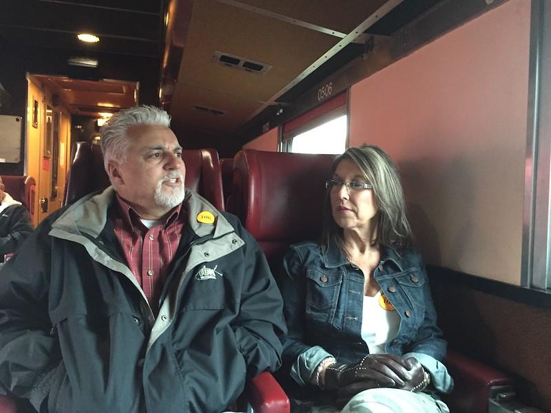 David & Brenda