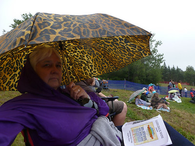 Bluegrass Festival at Saddleback 8/2012