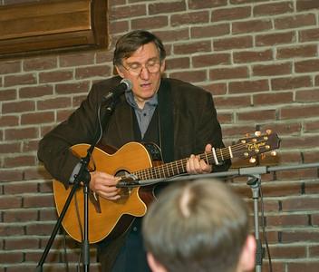Bob Franke's concert- March 14