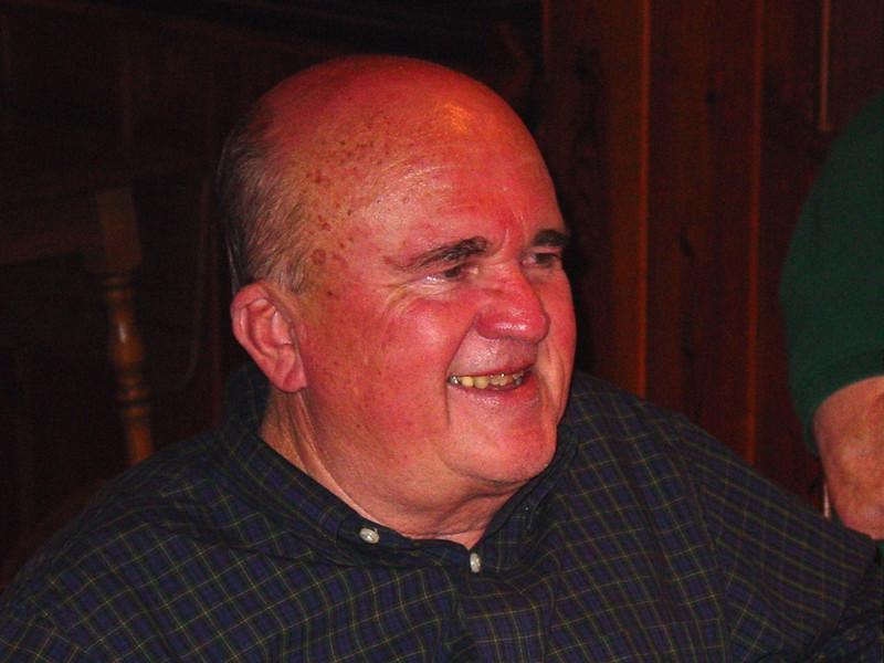 Our friend, Bob Gordon, enjoying a good laugh.