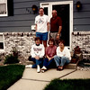 In about 1990, Bob and Anne -- with son Greg -- visited the Millers in Vermillion, South Dakota.<br /> <br /> Standing are Greg and Bob Oehrtman.<br /> <br /> Seated are Anne Oehrtman, Karen Miller and Jill Miller.