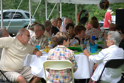 Bob 's 80th Birthday Party-Telephoto Lens