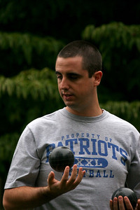 Alan Tremblay, 2007 Bocce champion