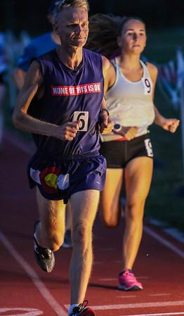Mile High Mile at BRR track meet 8-16-18