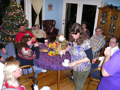 Friends: Sharon, Linda, Pete, Sally, Susan, Maddi, Barry, Jim