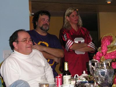 Jim F, Martin, Sharon