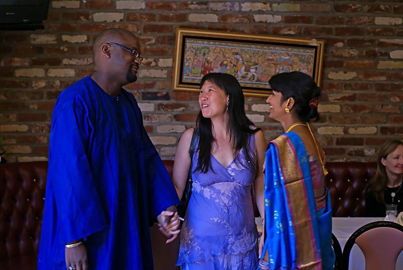 Rene, Allison, Amrutha