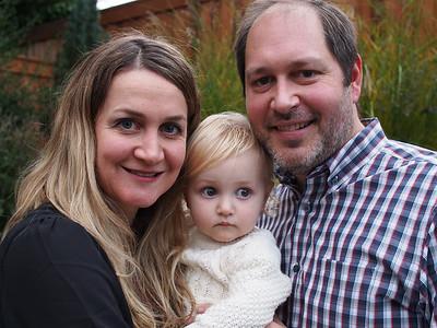 Brad, Courtney, Brooke