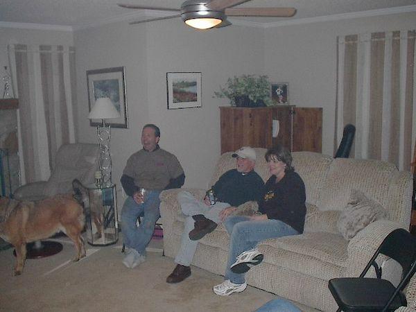 big screen spectators