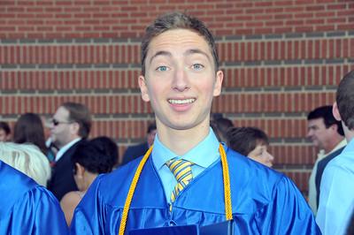 Brandon's Graduation