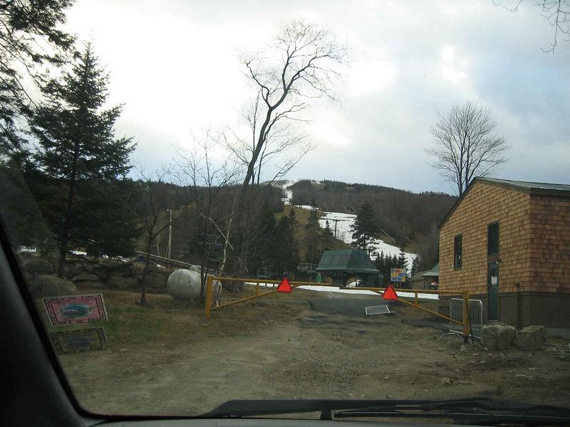NO SNOW!!!!!!!!Bretton Woods on 12/3