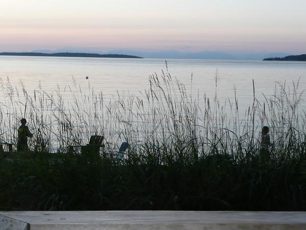 Breitlings on Orcas Island 6/19/08