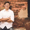 080217 Brendan Peterson Senior Portrait Session