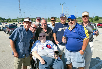 Brewers Game 2014